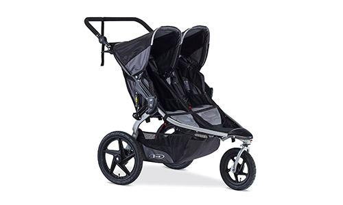 Skip 2016 insurrection FLEX Duallie running stroller