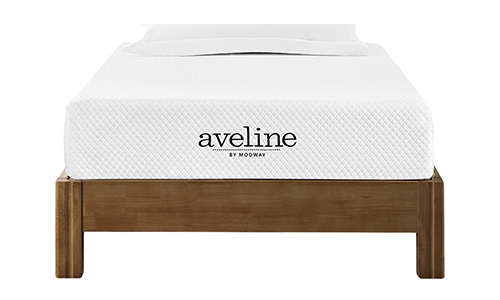 Modway Aveline 8 Inch Gel Infused Memory Foam Twin Mattress.