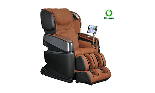 Ogawa Smart 3DZero Gravity Reclining Massage Chair.