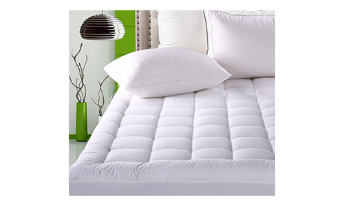 Balichun Fitted Quilted Mattress Pad Cover