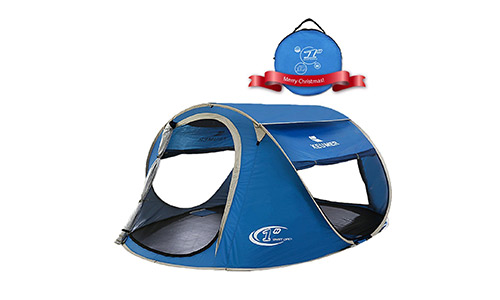 Pop -Up Tent Automatic and Instant Set up Tent.