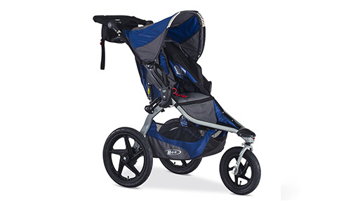 Influence 2016 walk running stroller