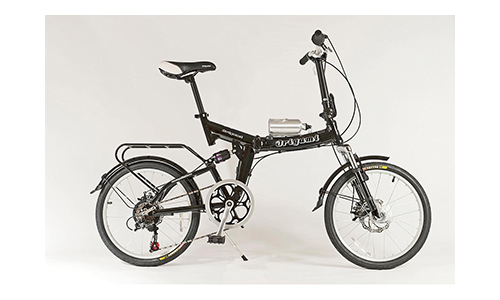 Origami Cricket 7 Light Weight Folding Bicycle.