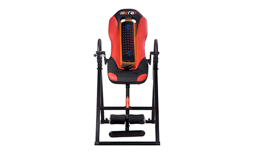 #Merax Vibration Massage & Heat Comfort Inversion Table