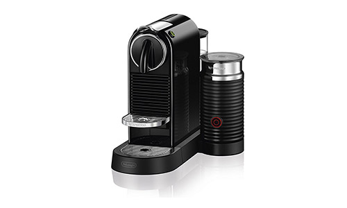 #Nespresso CitiZ & Milk Espresso Machine by De'Longhi