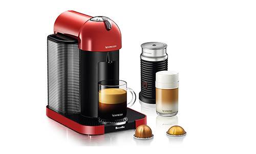 #Nespresso Vertuo Coffee and Espresso Machine