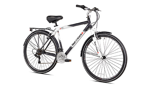 Tour De Cure Men's Hybrid Bike