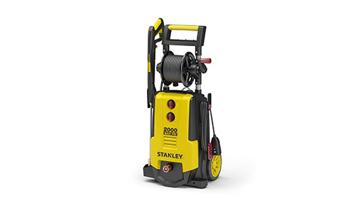 Stanley SHP 2000 2000 PSI Electric Pressure Washer.