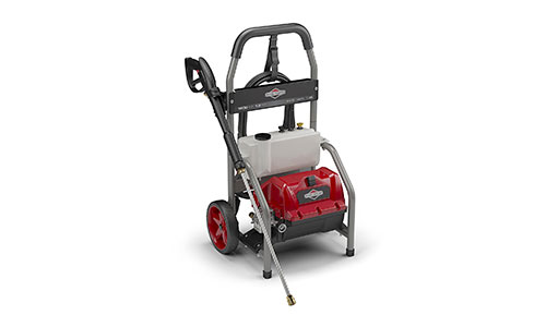 Briggs, Stratton Electric Pressure washer 1800 PSI 1.2 GPM.