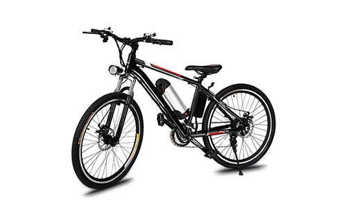 Ferty 2017 New Electric Mountain Foldable Bicycle with Removable Lithium Battery.