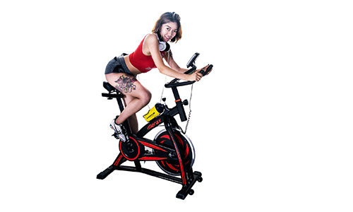 Merax Pro Fitness Indoor Cycling Trainer Exercise Bike.
