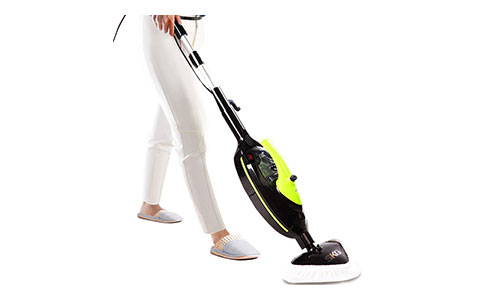 SKG 1500W Powerful non-Chemical 212 F HotSteam Mop.