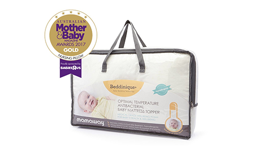 Mamaway Medical Grade Hypoallergenic Foam Crib Mattress.
