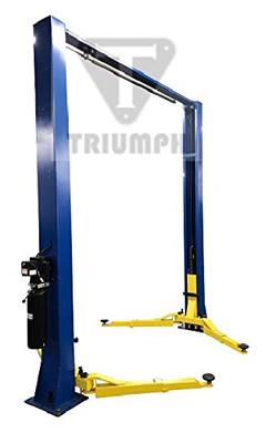 Triumph nto-9ae economy 9000lbs two bright post floor lift