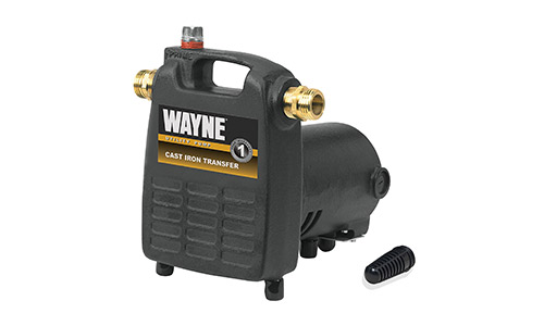 WAYNE PC4 1/2 HP Cast Iron Multi-Purpose Pump