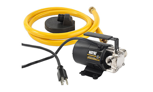 WAYNE PC2 Portable Transfer Water Pump