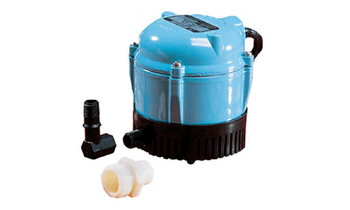 Little Giant Submersible Cover Pump
