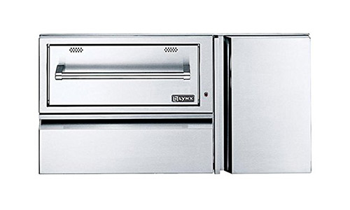 Lynx Convenience Center with Warming Drawer