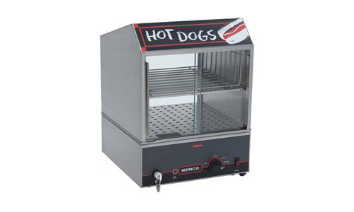Nemco Food Equipment Hot Dog Steamer