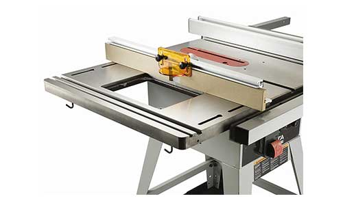 Kreg PRS1045 Router Table System with Caster, Switch, Bars, (5) Level-Loc Rings