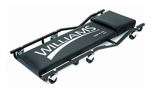 Williams 42301 Heavy Duty Drop Shoulder Creeper