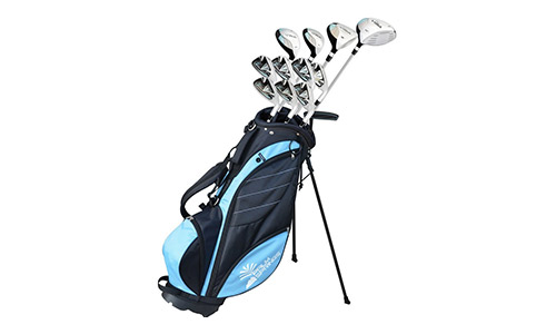 Palm Springs Golf Hybrid Club Set