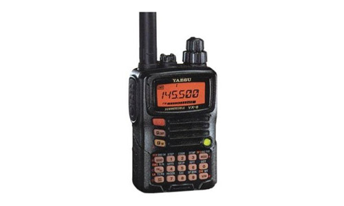 Tri-Band Yaesu Submersible Amateur Ham Radio