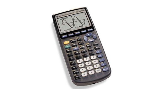 Ti-83 Plus Graphics Calculator