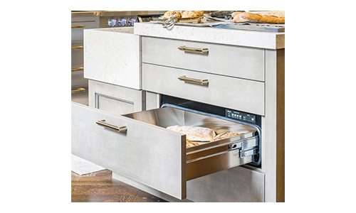 Dacor IWD30 Renaissance Integrated Warming Drawer