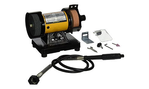 TruePower Mini Multi Purpose Bench Grinder