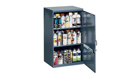 Durham 056-95 gray cold Rolled Steel Utility Cabinet.