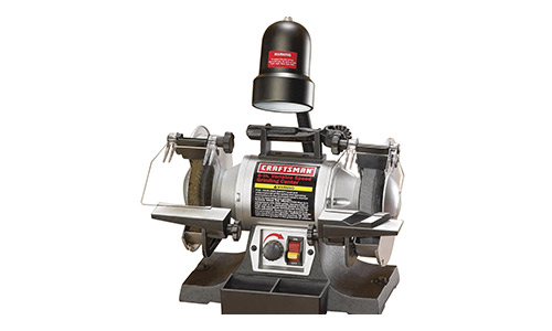 Craftsman Variable Speed 6-Inch Grinding Center