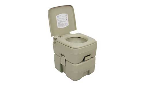 Palm Springs Outdoor Portable Outdoor Camping Recreation Toilet