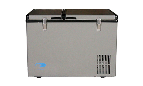 Whynter FM-62DZ Dual Zone Portable Refrigerator and Freezer.