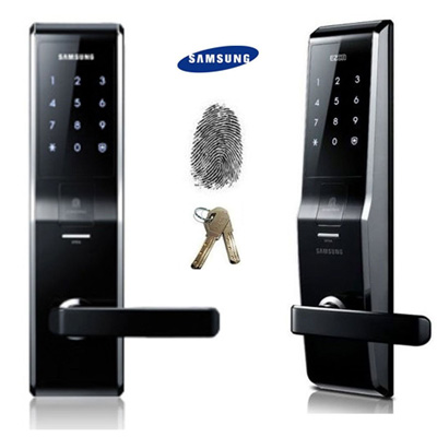 Fingerprint SAMSUNG SHS-5230 (SHS-H700) digital door lock keyless touchpad security