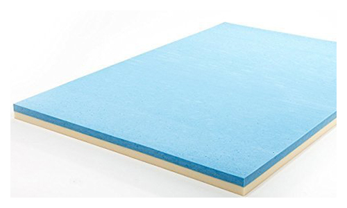 Zinus 4 Inch Gel Mattress Topper