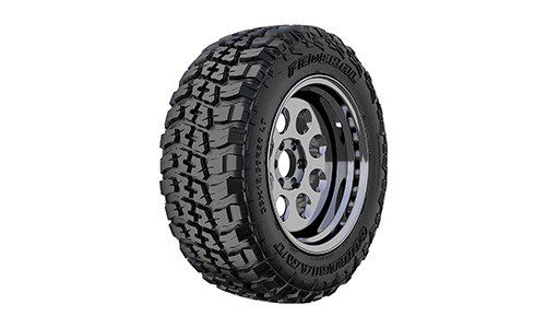Federal Couragia Mud-Terrain Radial Tire