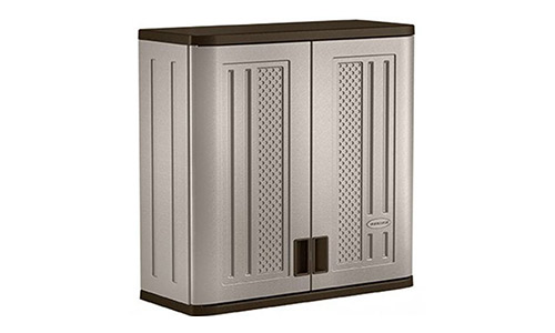 Suncast Wall Storage Cabinet.