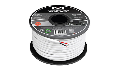 Mediabridge 16AWG 2-Conductor Speaker Wire