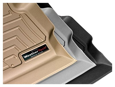 Weathertech 446071-445422 1st and 2nd-row-floor liner