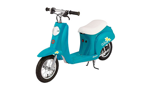 Razor Pocket Electric Moped for Adults