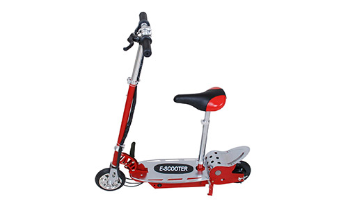 Overwhelming 177lbs Weight Load E120 24V Electric Scooter for kid