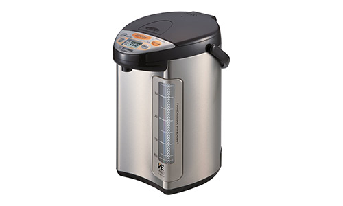Zojirushi America Corporation CV-DCC40XT VE Hybrid Water Boiler and Warmer, 4-Liter, Stainless Dark Brow