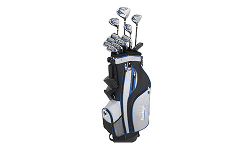 Tour Edge Golf Complete Set