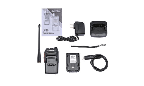 LUITON 2 Way Radio