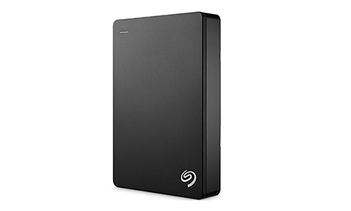 Seagate Backup Plus 4TB Hard Drive