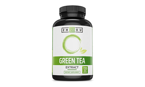 Green Tea Extract with EGCG for Weight Loss