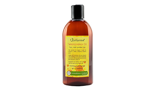 Just Natural Indoor Tanning Oil