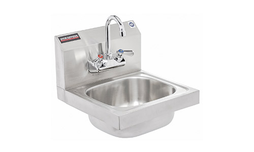 Apex SHS-W-1615 DuraSteel Stainless Steel Hand Sink