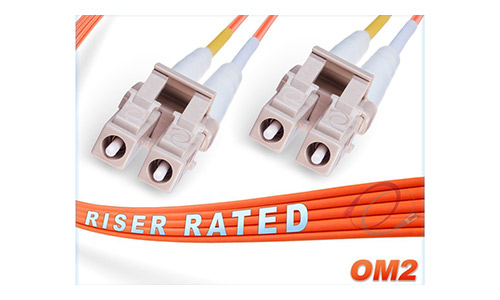 200M OM2 LC LC Fiber Patch Cable